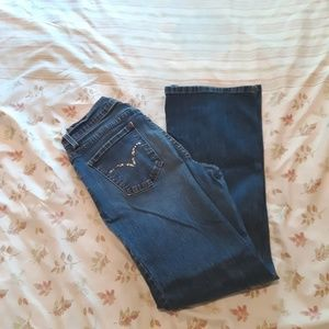 Levi's 512 Perfectly Slimming 8M Jeans